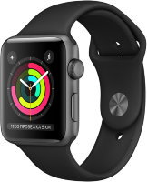 Умные часы Apple Watch Sport 38мм with Sport Band