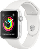 Умные часы Apple Watch Series 3 38мм Aluminum Case with Sport Band
